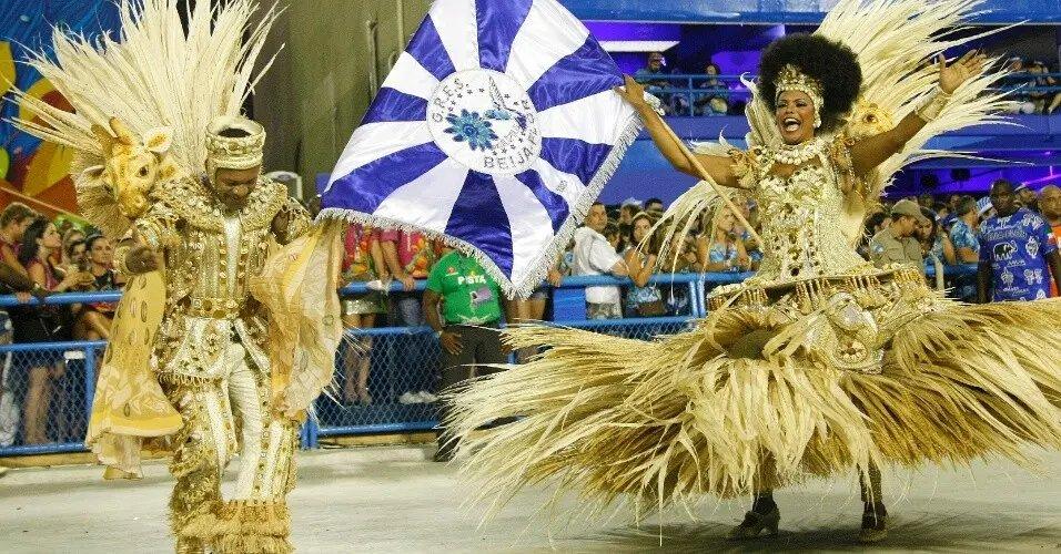 Bandeira para carnaval