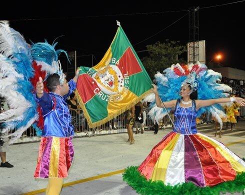 Bandeiras para danças folclóricas